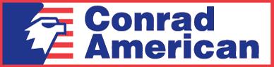 Conrad American Grain Bins logo