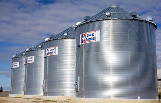 Farm Bins Picture